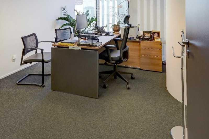 Carpete Tipo Placa Jarinu - Carpete Placa Piso