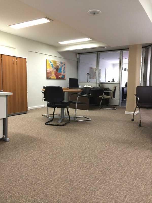 Custo para Carpete de Rolo para Escritório Guararema - Carpete de Rolo para Banco