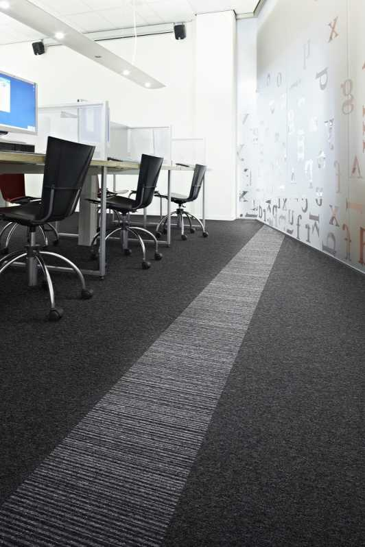 Placa Carpete ABC - Carpete Placa Piso