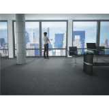carpete de rolo para escritório ABCD