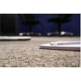 carpete em rolo Alumínio