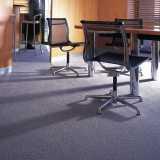 carpetes de rolo para escritório Higienópolis