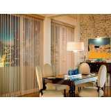 cortina de persiana vertical preço Itu