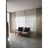 cortina para sala preço Embu