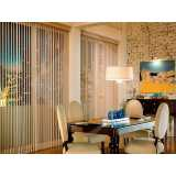 cortina persiana vertical para janela preço Salesópolis