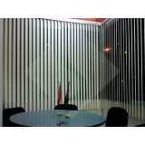 cortina persiana vertical preço Franca