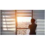 cortinas persianas para sala Americana