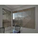 cortinas persianas vertical para janela Sorocaba
