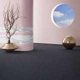 custo para rolo de carpete Luz