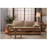 persiana em madeira horizontal custo Suzano