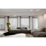 persiana horizontal em madeira