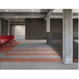 piso de carpete em placa Cerqueira César