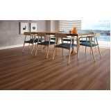 piso de laminado de madeira valores Lins