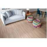 piso de laminado de madeira Parque Dom Pedro