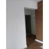 piso laminado na parede Araraquara