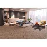 piso laminado para quarto Atibaia
