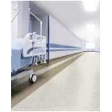 Piso Vinílico Hospitalar em Manta
