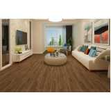 piso vinílico imitando madeira valores Cananéia