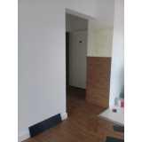 pisos laminado na parede Vila Buarque