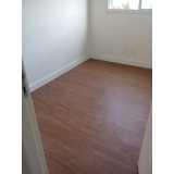 piso laminado na parede