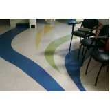 pisos vinílico para ambiente hospitalar Pari