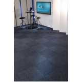 placas de carpete para piso elevado Cananéia